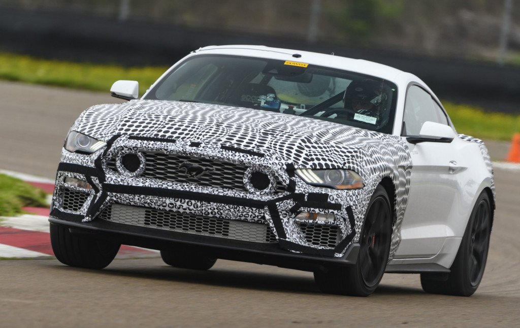 Teaser for 2021 Ford Mustang Mach 1