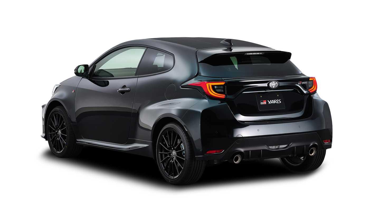 2020 Toyota GR Yaris base version (JDM)