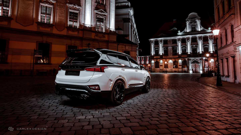 Hyundai Santa Fe by Carlex Design
